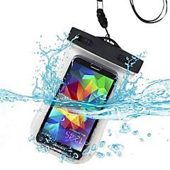 Samsung Samsung Galaxy S6/Samsung Galaxy S6 edge - Tokok/Vízálló erszények - Tömör szín - Samsung mobiltelefon (Fekete/Fehér/Zöld/Kék/Rózsa ,