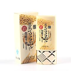 lideal®soybean 3in1 cc creme de reparação pele nua maquiagem de clareamento hidratante / primer / sol gritar (assorted 4 cores) 1pc