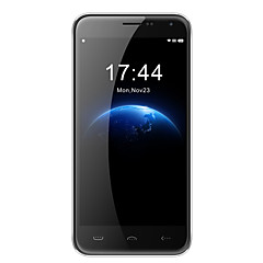 "homtom HT3 5.0 ""5.1 smartphone 3g (dual sim quad core 5mp + 2MP 1gb + 8 gb noir / argent) android"