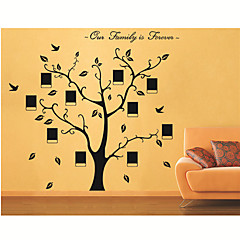 Wall Stickers Wall Decals, Family Tree PVC Wall Stickers