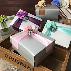 Geschenk Schachteln ( Lavendel / Gold / Grün / Rosa / Blau , Kartonpapier ) - Nicht personalisiert -Babyparty / Quinceañera & Der 16te