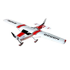 Skyartec 5 canales Avión de radiocontrol  Rojo Azul Equipo Desarmado Aeronave