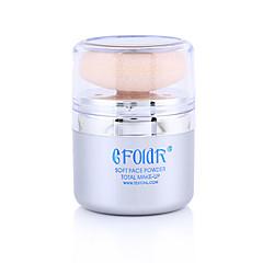 1 Powder Matte / Mineral Powder Whitening / Long Lasting Face Pink / Natural / Ivory Zhejiang MJ