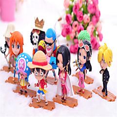 Anime Action-Figuren Inspiriert von One Piece Monkey D. Luffy CM Modell Spielzeug Puppe Spielzeug