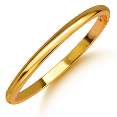 Muškarci Žene Par je Nakit za gležanj kostim nakit Pozlaćeni Jewelry Za Vjenčanje Party Dnevno Kauzalni Sport