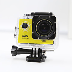 OEM H9K Sports Action Camera 12MP 640 x 480 / 2048 x 1536 / 2592 x 1944 / 3264 x 2448 / 1920 x 1080 / 3648 x 2736WiFi / Waterproof / All