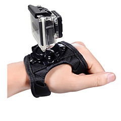 Gopro Accessories Screw / Straps / Hand  Straps / Mount/Holder Convenient / Adjustable, For-Action Camera,Gopro Hero 5/4/3/3+/2/1 / Others