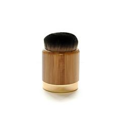 1 Pennello da fondotinta Pennello di nylon Professionale / Ecologico Legno Viso Altro