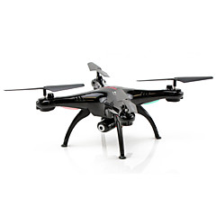 Drón SYMA X5SW 4CH 6 Tengelyes 2.0MP HD kamerával FPV Headless Mode KamerávalRC Quadcopter Távirányító Fényképezőgép USB kábel 1