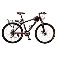 Mountain Bike Biciklizam 21 Brzina 24 inča Uniseks Disk kočnica Suspension Fork Anti-Slip Čelik / Aluminijska Alloy Crvena