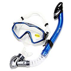 Snorkel felszerelés Felszíni búvárkodás csomagok Snorkels Búvárkodás Maszkok Búvármaszk Száraz felsőrészBúvárkodás és felszíni búvárkodás