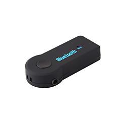 スマートブルートゥースミュージックレシーバー、Bluetoothハンズフリーカーキット、mp3プレーヤー