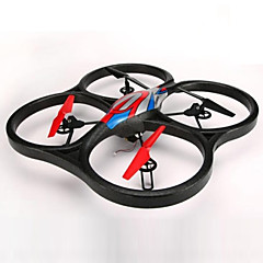WLtoys V666 Drone 4CH 5.8G FPV RC Drone Quadcopter RTF with  Built-in Camera and Real-Time Transmission