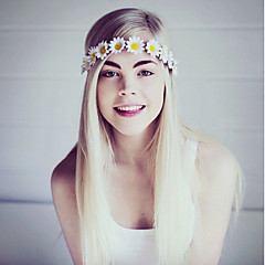Daisy Flower Headband Wedding Headband, Bridal Headband, Bridal Headpiece,  Wedding Hair Accessories