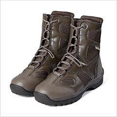 Túracipők Hegymászó cipők Férfi Csúszásgátló Párnázás Viseletbiztos Szabadtéri Valódi bőr Túrázás