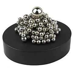 Magnetiske leker 1 Deler MM Magnetiske leker skulptur magnetiske Balls Administrative Leker Kubisk Puslespill som Gave