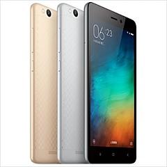 """XIAOMI Redmi 3 Pro 5.0 """" Android 5.1 4G smarttelefon (Dobbelt SIM Octa Core 13 MP 2GB + 16 GB Svart / Gull / Sølv)"""