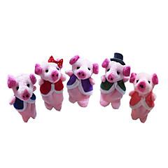 Spielzeuge Plüschtiere Schwein Zeichentrick Neuheiten - Spielsachen Jungen / Mädchen Gewebe