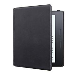 pour amazon oasis Kindle smi de luxe affaire de couverture de la peau 6,0 pouces cas e-reader avancé couverture en cuir PU