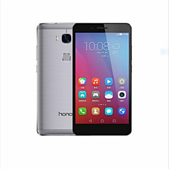 "KIW-AL10 5.5 "" Android 5.1 Celular 4G (Chip Duplo oito-núcleo 13 MP 3GB + 16 GB Cinzento / Dourado / Prateado)"