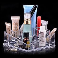 Cosmeticaopslag Toilet Kunststof Multifunctioneel / Milieuvriendelijk / Voor tijdens de reis / Geschenk