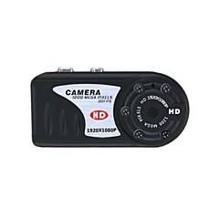 1080p HD DVR cámara Mini DV pulgar grabador de cámara digital de visión nocturna 6 IR LED de luz