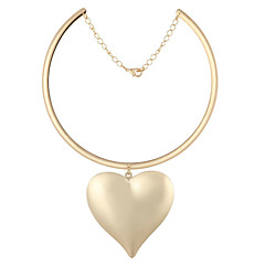 LGSP Women's Alloy Necklace Daily Non Stone-61161061