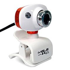 USB 2.0のHDウェブカメラ1.2メートルのCMOS 640×480 45fps