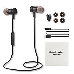 semleges termék M9 FülhallgatókForMédialejátszó/tablet Mobiltelefon SzámítógépWithMikrofonnal Hangerő szabályozás Sport Zajcsökkentő