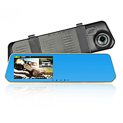 CAR DVD-5.0 MP CMOS-1600 x 1200- paraSensor G / Detector de Movimento / Wide Angle / 720P / 1080P / HD