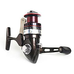 Molinetes Rotativos 5.2/1 5 Rolamentos Trocável Isco de Arremesso / Pesca Geral-DY3000 FDDL