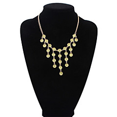 Fashion Small Fresh Flowers Tassel Necklace