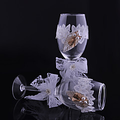 Lace Leaves Cups Combination