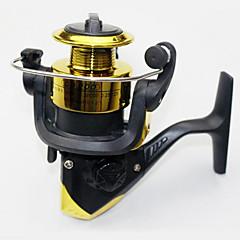 Navijáky na baitcast 5.5:1 12 Kuličková ložiska Vyměnitelný Mořský rybolov / Bait Casting / Rybaření ve sladkých vodách-Baitcast Reels