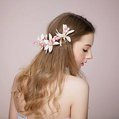 Vrouwen Polyester Helm-Informeel Bloemen 1 Stuk
