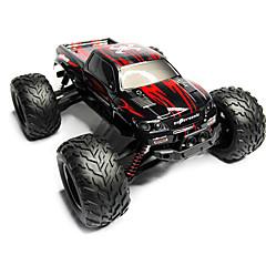 Automobil GPToys 4WD 1:12 Bezkartáčový elektro RC auta Červená / Modrá Hotový modelDálkové ovládání auta / Dálkové ovládání/Vysílač /