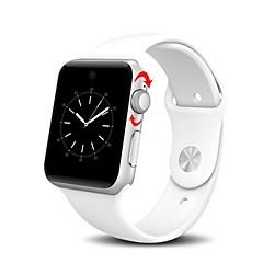 lemfo lf07 bluetooth smarte ur 2.5D bue HD-skærm support sim-kort wearable enheder SmartWatch til iOS android