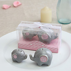Ceramic Practical Favors-2 Kitchen Tools Fairytale Theme / Rustic Theme Pink 6*4*4CM Ribbons