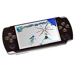 cmpick új lila fény x6 psp 8 g 4,3 collos PSP kézi játékkonzol