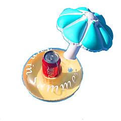 Bebida inflável inflável Circular copo Criança Alta qualidade