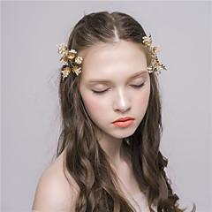 נשים סגסוגת כיסוי ראש-חתונה קליפס לשיער חלק 1