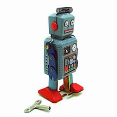 Bildungsspielsachen Aufziehbare Spielsachen Krieger Roboter Metal