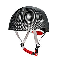 Capacete(Vermelho / Cinzento / Preto / Azul / Laranja,PC / EPS) -Esportes-Unisexo 6 Aberturas Ciclismo / Skate