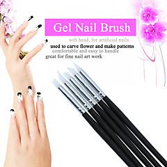 Zeichenwerkzeuge / Nagelbürste Kit Nail SalonTool Nail Art Make Up