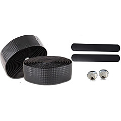 MEIJUN Cycling Handlebar Belt Road Bike Bicycle Cork Handlebar Tape Wrap with Bar Plugs Bike Tape