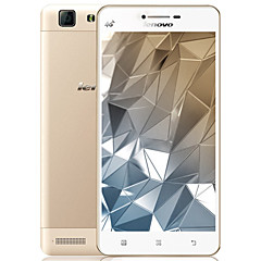 "Lenovo A6800D 5.0 "" אנדרואיד 4.4 טלפון חכם 4G ( SIM כפול Quad Core 13 MP 2GB + 16 GB מוזהב / כחול )"