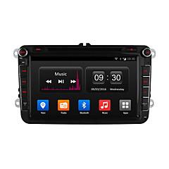 "ownice 8 ""1024 * 600 android 4.4 Quad Core carro dvd para touran jetta polo golf vw gps de rádio Wi-Fi 16g rom"