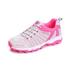 LEIBINDI Baskets Chaussures de Randonnée Chaussures de Course Femme Antidérapant Anti-Shake Antiusure Extérieur Basses Grille respirante