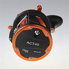 Smékací navíjáky 6.2/1 4.0 Kuličková ložiska Vyměnitelný Spinning / Rybaření na háček-ACT-40 Singnoe
