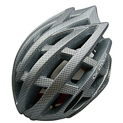 Unisex Sports Bike helmet 31 Vents Cycling Cycling / Snow Sports / Ice Skate One Size PC / EPS Silver